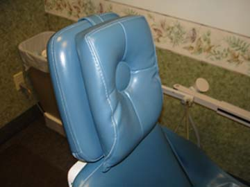 Dental Ez E200 Chairs Upholstery Replacement